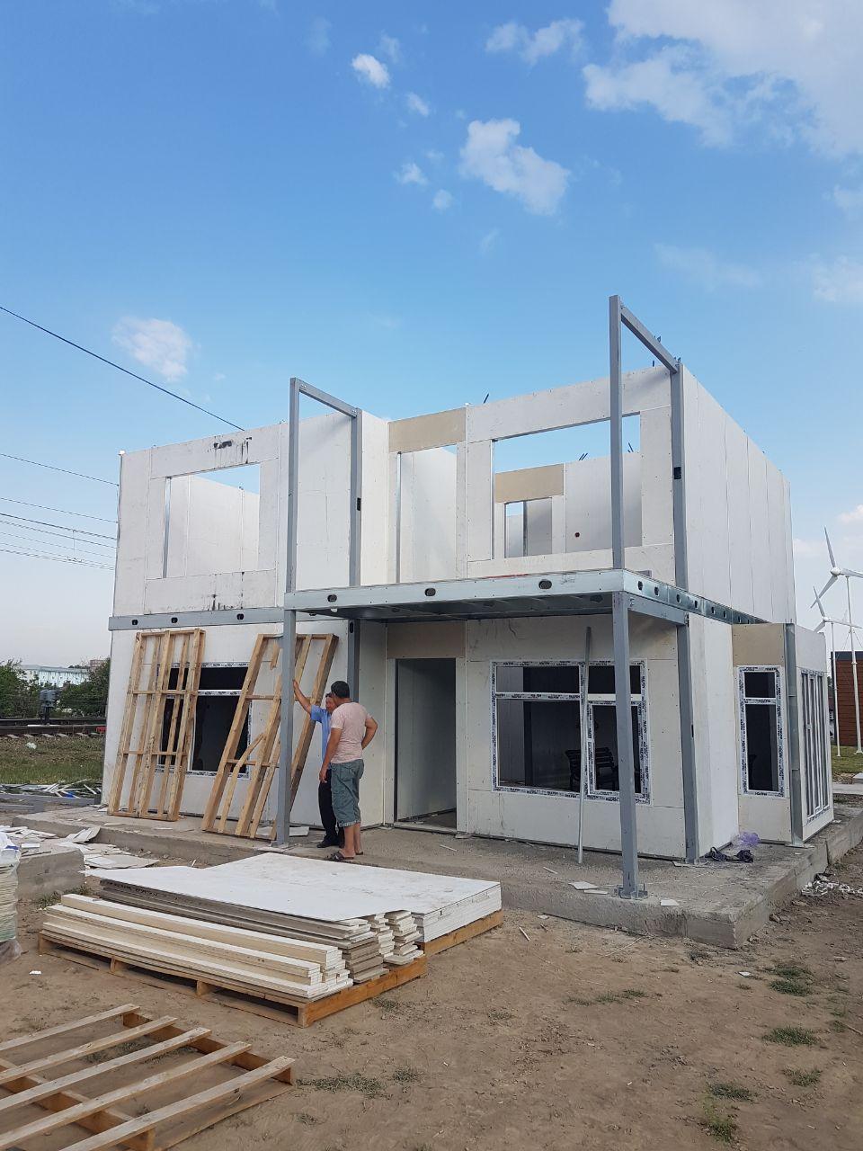 Pre-engineered Teknological Buildings