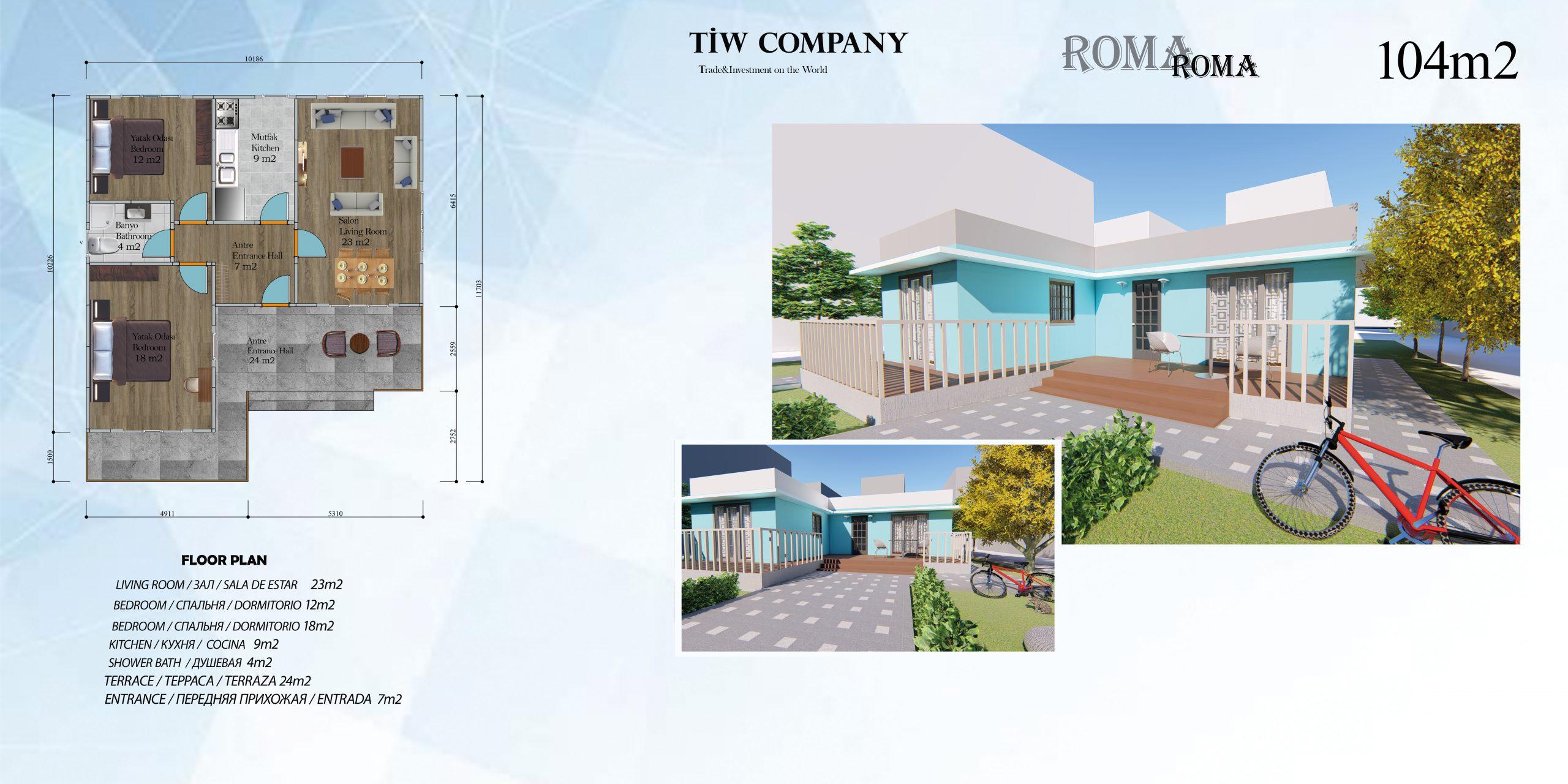 ROMA HOUSE